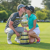 CHris Paisley (ENG) winner of the BMW SA Open hosted by the City of Ekurhulemi, Gauteng, South Africa. 13/01/2017<br /> Picture: Golffile | Tyrone Winfield<br /> <br /> <br /> All photo usage must carry mandatory copyright credit (&copy; Golffile | Tyrone Winfield)