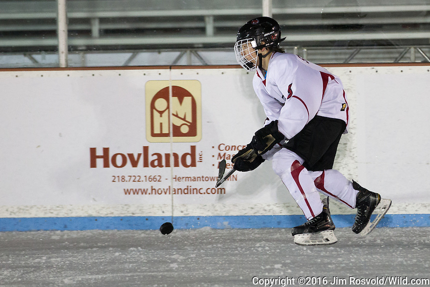 06 Feb 16:  Scenes from Hockey Day Minnesota 2016 at the Bayfront Festival Park in Duluth, MN.