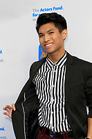 LOS ANGELES - OCT 28: Gabe DeGuzman at The Actors Fund's 2018 Looking Ahead Awards at the Taglyan Complex on October, 2018 in Los Angeles, California