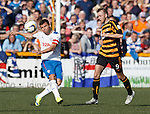 Lee McCulloch clears his lines