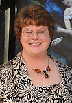 "HOLLYWOOD, CA. - June 08: Writer Charlaine Harris arrives at HBO's ""True Blood"" Season 3 Premiere at ArcLight Cinemas Cinerama Dome on June 8, 2010 in Hollywood, California."