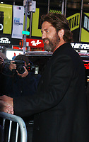 NEW YORK, NY - OCTOBER 12: Gerard Butler at Good Morning America in New York City on October 12, 2017. Credit: RW/MediaPunch