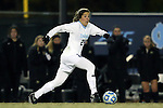 21 November 2014: North Carolina's Paige Nelsen. The University of North Carolina Tar Heels hosted the University of Colorado Buffaloes at Fetzer Field in Chapel Hill, NC in a 2014 NCAA Division I Women's Soccer Tournament Second Round match. UNC won the game 1-0 in overtime.