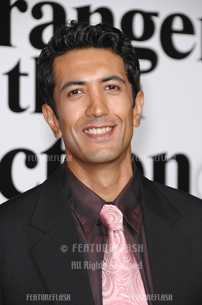 "THOMAS TEVANA at the Los Angeles premiere of ""Stranger than Fiction""..October 30, 2006  Los Angeles, CA.Picture: Paul Smith / Featureflash"