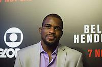 SÃO PAULO, SP, 05.11.2015 - UFC-SP - Corey Anderson  durante entrevista coletiva no UFC Media Day, no hotel Hilton, na zona sul de São Paulo, na manhã desta quinta-feira, 05. (Foto: Adriana Spaca/Brazil Photo Press)