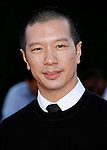 "Actor Reggie Lee arrives at the Los Angeles Premiere Of ""Tropic Thunder"" at the Mann's Village Theater on August 11, 2008 in Los Angeles, California."
