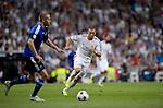 Real Madrid - Kobenhavn . Partido de UEFA Champions League<br /> Karim Benzema<br /> PHOTOCALL3000/ DP