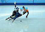 10/02/2014 - Short track speed skating - Iceberg skating palace - Olympic park - Sochi - Russia
