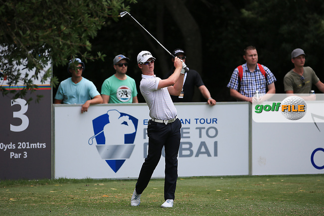Brandon Stone (RSA) in action during Round Three of the 2016 BMW SA Open hosted by City of Ekurhuleni, played at the Glendower Golf Club, Gauteng, Johannesburg, South Africa.  09/01/2016. Picture: Golffile | David Lloyd<br /> <br /> All photos usage must carry mandatory copyright credit (&copy; Golffile | David Lloyd)