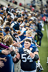 _E1_7352<br /> <br /> 16FTB vs SUU<br /> <br /> BYU- 37 <br /> SUU- 7<br /> <br /> November 12, 2016<br /> <br /> Photography by: Nathaniel Ray Edwards/BYU Photo<br /> <br /> © BYU PHOTO 2016<br /> All Rights Reserved<br /> photo@byu.edu  (801)422-7322<br /> <br /> 7352