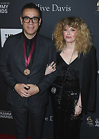 BEVERLY HILLS - FEBRUARY 9:  Natasha Lyonne and Fred Armisen  at the 2019 Clive Davis Pre-Grammy Gala at the Beverly Hilton on February 9, 2019 in Beverly Hills, California. (Photo by Xavier Collin/PictureGroup)