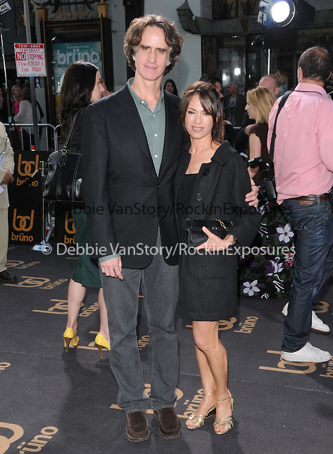 Susanna Hoffs & Jay Roach at The Universal Pictures' L.A. Premiere of bruno held at the Grauman's Chinese Theatre in Hollywood, California on June 25,2009                                                                     Copyright 2009 Debbie VanStory / RockinExposures