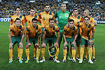 2014 FIFA World Cup Brazil Asian Qualifiers (Final Round) Australia v Iraq at Stadium Australia. Socceroos team picture. Sydney, Australia, Tuesday, June 18th, 2013. Photo: (Steve Christo)