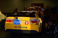 13-21 February, 2016, Daytona Beach, Florida USA<br /> <br /> ©2016, F. Peirce Williams<br /> Kyle Busch, M&M's 75 Toyota Camry