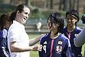 Merissa Plaza (FRA), Yoko Tanaka (JPN), APRIL 3, 2012 - Football / Soccer : Women's International Friendly match between France B and U-20 Japan in Clairefontaine, France. (Photo by AFLO SPORT)