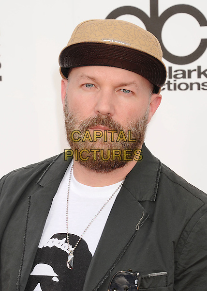 LAS VEGAS, CA- MAY 18: Fred Durst arrives at the 2014 Billboard Music Awards at the MGM Grand Garden Arena on May 18, 2014 in Las Vegas, Nevada.<br /> CAP/ROT/TM<br /> &copy;TM/Roth Stock/Capital Pictures