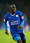 Ngolo Kante of Leicester City - English Premier League - Leicester City vs Chelsea - King Power Stadium - Leicester - England - 14th December 2015 - Picture Simon Bellis/Sportimage