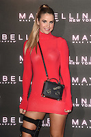 Vogue Williams at the Maybelline Bring on the Night party at The Scotch of St James, London, UK. <br /> 18 February  2017<br /> Picture: Steve Vas/Featureflash/SilverHub 0208 004 5359 sales@silverhubmedia.com