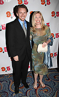 ***FILE PHOTO*** Marine Mazzie Has Passed Away at The Age Of 57<br /> Jason Danieley  &amp; Marin Mazzie<br /> attending the Broadway Opening Night Performance of &igrave;9 to 5 the Musical&quot; at the Marriott Marquis Theatre in Times Square, New York City.<br /> April 30, 2009 <br /> CAP/MPI/WMB<br /> &copy;WMB/MPI/Capital Pictures