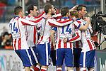 20150118. La Liga 2014/2015. Atletico de Madrid v Granada.