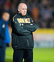 :: DUNDEE UTD MANAGER PETER HOUSTON AT THE END OF THE GAME :: .19/04/2011   Copyright  Pic : James Stewart.sct_jsp035_dundee_utd_v_rangers .James Stewart Photography 19 Carronlea Drive, Falkirk. FK2 8DN      Vat Reg No. 607 6932 25.Telephone      : +44 (0)1324 570291 .Mobile              : +44 (0)7721 416997.E-mail  :  jim@jspa.co.uk.If you require further information then contact Jim Stewart on any of the numbers above.........