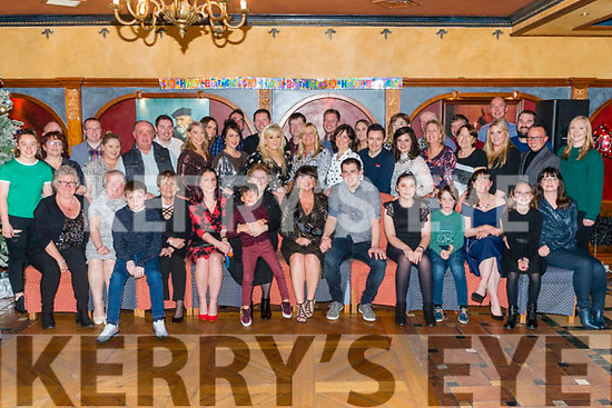 Kate O'Sullivan from Firies celebrated her 30th birthday surrounded by friends and family in the Avenue Hotel, Killarney last Sunday night.