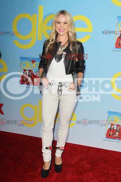 HOLLYWOOD, CA - SEPTEMBER 12: Becca Tobin at the 'Glee' Premiere Screening And Reception at Paramount Studios on September 12, 2012 in Hollywood, California. © mpi20/MediaPunch inc. /NortePhoto.com<br />