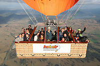 20150923 September 23 Hot Air Balloon Gold Coast