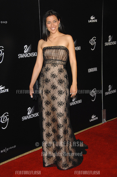 Bahar Soomekh at the 9th Annual Costume Designers Guild Awards Gala at the Beverly Wilshire Hotel..February 18, 2007  Beverly Hills, CA.Picture: Paul Smith / Featureflash