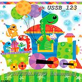 Sarah, CUTE ANIMALS, LUSTIGE TIERE, ANIMALITOS DIVERTIDOS, paintings+++++DinoTrain-10-A,USSB123,#AC#,birthday ,everyday