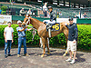 Drain winning at Delaware Park on 5/20/15