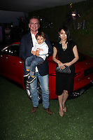 Christopher Guy, Iconic Furniture Designer, with Sakiko Yomada and Georgie Harrison<br />