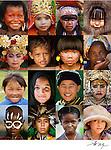 Mosaic of Children