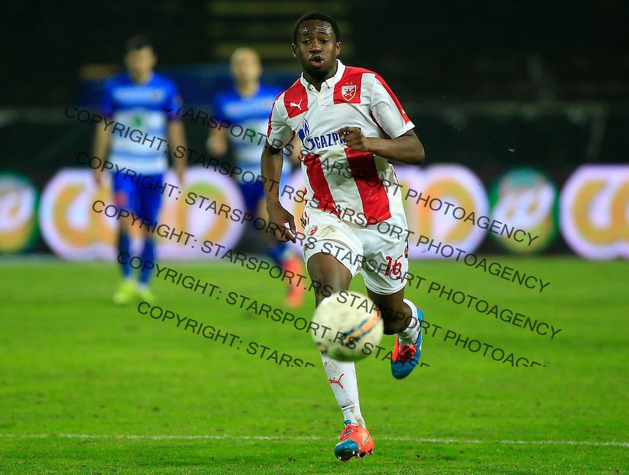 Fudbal Kup Srbije season 2015-2016<br /> Crvena Zvezda v Borac Cacak<br /> Mamadou Mbodj<br /> Beograd, 12.02.2015.<br /> foto: Srdjan Stevanovic/Starsportphoto&copy;