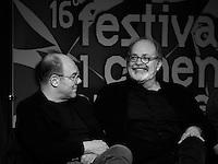 16 Festival Cinema Europeo - Lecce - Carlo Verdone, Marco Giusti