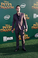 HOLLYWOOD, CA- AUGUST 8:  Brett Dalton at the Disney premiere of 'Pete's Dragon' at El Capitan Theater in Hollywood, California, on August 8, 2016. Credit: David Edwards/MediaPunch