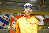 SCHAATSEN: HEERENVEEN: IJsstadion Thialf, 13-03-2004, VikingRace, Pim Schipper (NED), ©foto Martin de Jong