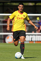 Marian Huja of Watford during Woking vs Watford, Friendly Match Football at The Laithwaite Community Stadium on 8th July 2017