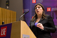 10.12.2015 - LSE Presents: Zoe Konstantopoulou, Ex President of the Greek Parliament