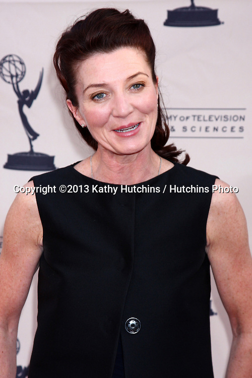 "LOS ANGELES - MAR 19:  Michelle Fairley arrives at  ""An Evening with The Game of Thrones"" hosted by the Academy of Television Arts and Sciences at the Chinese Theater on March 19, 2013 in Los Angeles, CA"
