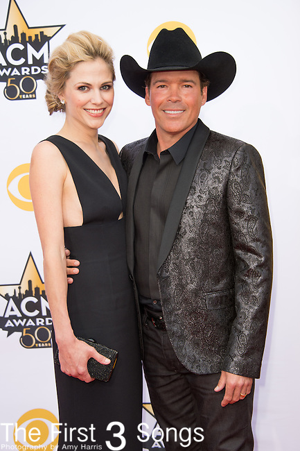 Clay Walker attends the 50th Academy Of Country Music Awards at AT&T Stadium on April 19, 2015 in Arlington, Texas.