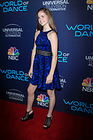 """LOS ANGELES - SEP 19:  Eva Igo at the """"World of Dance"""" Celebration at the Delilah on September 19, 2017 in West Hollywood, CA"""