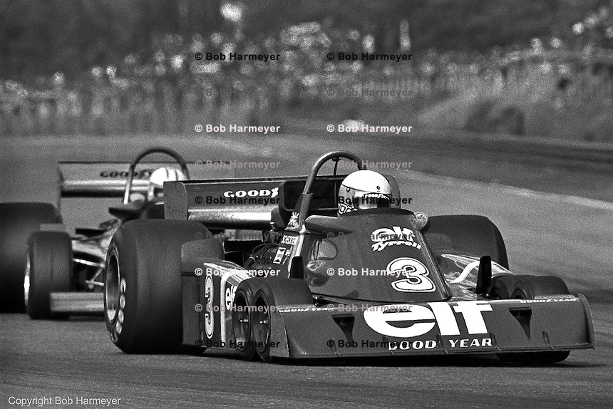 jody scheckter 1976 grand prix of belgium bob harmeyer. Black Bedroom Furniture Sets. Home Design Ideas