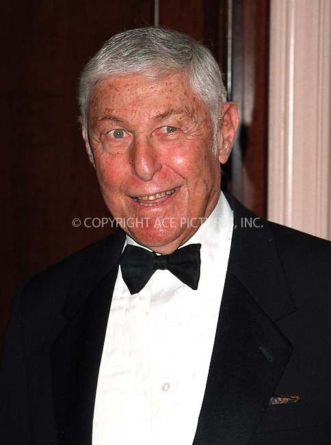 Don Hewitt arrives at Waldorf-Astoria for the 3rd Annual Directors Guild of America Awards. New York, June 9, 2002. Please byline: Alecsey Boldeskul/NY Photo Press.   ..*PAY-PER-USE*      ....NY Photo Press:  ..phone (646) 267-6913;   ..e-mail: info@nyphotopress.com