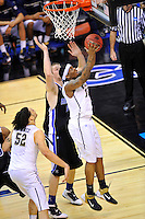 Nasir Robinson of the Panthers lays the ball for two points. Pittsburgh defeated UNC-Asheville 74-51 during the NCAA tournament at the Verizon Center in Washington, D.C. on Thursday, March 17, 2011. Alan P. Santos/DC Sports Box
