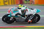 Gran Premio Movistar de Aragón<br /> during the moto world championship in Motorland Circuit, Aragón<br /> Race Moto2<br /> syahrin<br /> PHOTOCALL3000