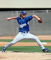 Ethan Martin - Los Angeles Dodgers - 2009 spring training.Photo by:  Bill Mitchell/Four Seam Images