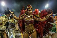 SAO PAULO, SP, 23/02/2020 - Carnaval 2020 -SP- Carnaval 2020, Desfile da Escola de Samba Unidos da Vila Maria pelo segundo dia de Carnaval do grupo especial, no Sambodromo do Anhembi em Sao Paulo, SP, nesta domingo (23). (Foto: Marivaldo Oliveira/Codigo 19/Codigo 19)