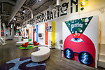 Perrier Pop Up Interiors