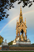 Great Britain, England, London, Kensington Gardens: The Albert Memorial| Grossbritannien, England, London, Kensington Gardens: The Albert Memorial